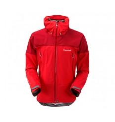 Jacheta impermeabila Montane Venture eVent 3 Layer red