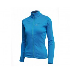 Jacheta polar dama Pinguin PowerStretch Woman Blue