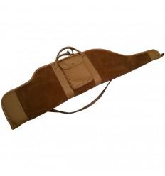Husa de piele pentru carabina mod clasic 130 cm
