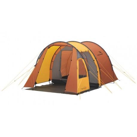 Cort 3 persoane Easy Camp Galaxy 300 portocaliu