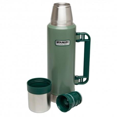 Termos 1,3 litri Stanley inoxidabil green