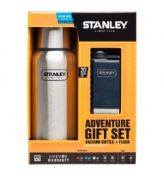 Set termos 0.7 L si butelca Stanley