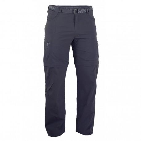 Pantaloni barbati Warmpeace Fording zipoff negri
