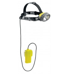 Frontala Petzl cu halogen Duo Belt led 14