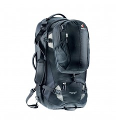 Rucsac Deuter Traveller 70+10 Black Silver