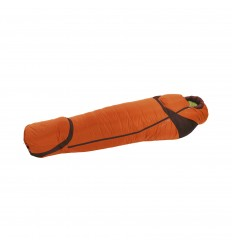 Sac de dormit iarna Mammut Altitude Exp Winter Dark Orange