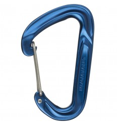Carabiniera Mammut Wall Light Blue