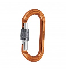 Carabiniera Mammut Wall Oval Orange