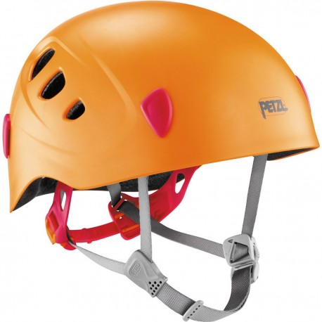 Casca alpinism copii Petzl Picchu Orange
