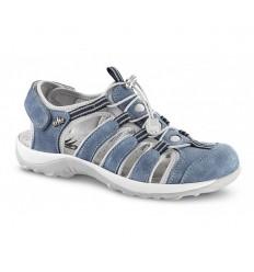 Sandale sport dama piele Lomer Venice blue