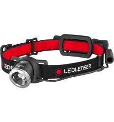 Lanterna frontala reincarcabila USB 600 lumeni Led Lenser H8R