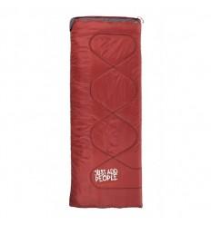 Sac de dormit vara Easy Camp Chakra rosu 800 grame