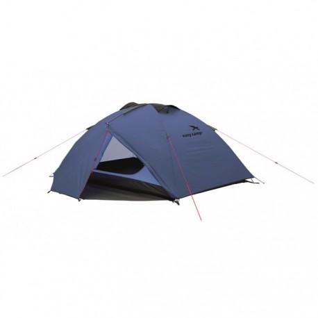 Cort 2 persoane Easy Camp Equinox 200 albastru