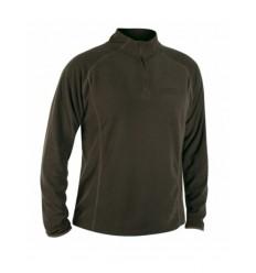 Fleece cu fermoar Hart Inliner XT Verde