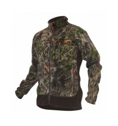 Polar Fleece Hart Inliner Fz Camo anti vant
