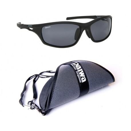 Ochelari polarizati Daiwa Pro lentila gri, rama neagra