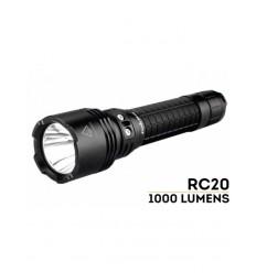 Lanterna reincarcabila 1000 lumeni LED Fenix RC20