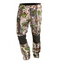 Pantaloni camuflaj impermeabili North Co. Laub