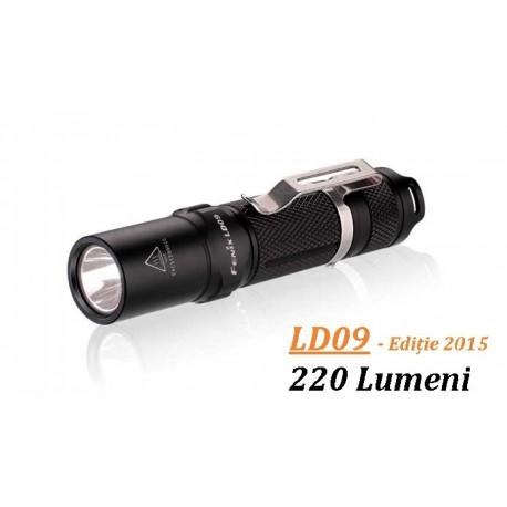 Lanterna led 220 lumeni Fenix LD09
