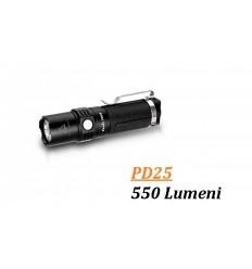 Lanterna led 550 lumeni Fenix PD25