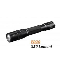 Lanterna led 350 lumeni Fenix FD20