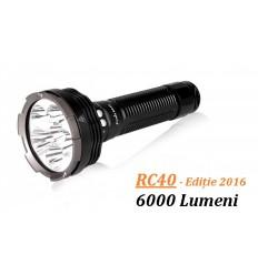 Lanterna led 6000 lumeni Fenix RC40