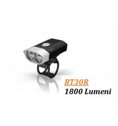 Lanterna bicicleta led 1800 lumeni Fenix BT30R