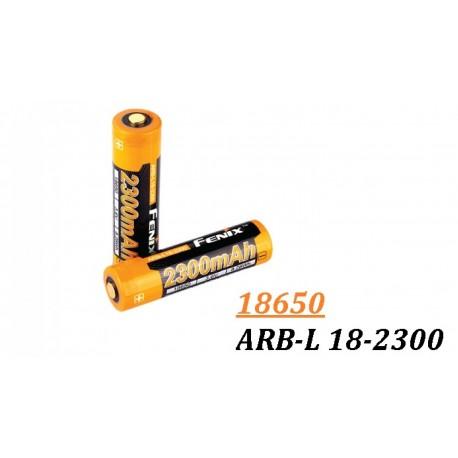 Acumulator Fenix 18650 - 2300mAh - ARB-L 18-2300