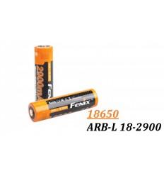 Acumulator Fenix 18650 - 2900 mAh - ARB-L 18-2900