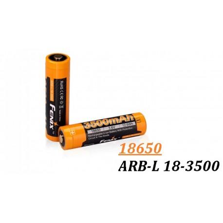 Acumulator Fenix 18650 - 3500 mAh - ARB-L 18-3500