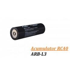 Acumulator Fenix RC40 - 7800 mAh - ARB-L3