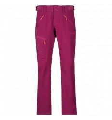 Pantaloni softshell de tura Bergans Brekketind lady