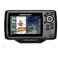 Sonar barca Humminbird Helix 5 CHIRP GPS G2