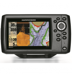 Sonar barca Humminbird Helix 5 CHIRP DI GPS G2