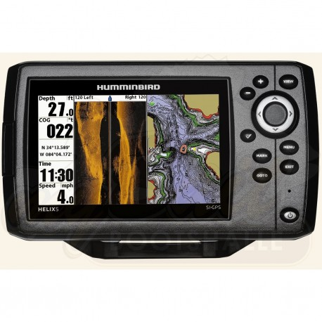 Sonar barca Humminbird HELIX 5 CHIRP SI GPS G2