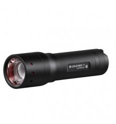 Lanterna Led Lenser P7 450 lumeni 4XAAA + husa
