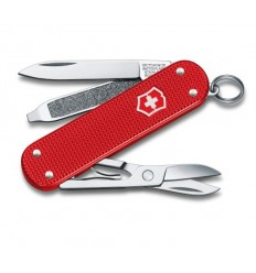 Briceag Victorinox Clasic Alox Limited Edition 2018 berry red