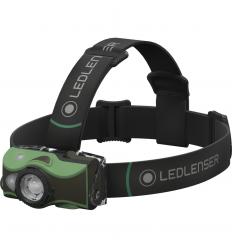 Lanterna frontala reincarcabila USB Led Lenser MH8, 600 lumeni