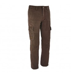 Pantaloni Blaser Canvas Winter barbati, 100% bumbac