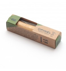 Cutit Opinel 8 inox stejar