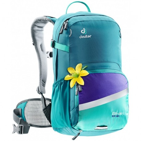 Rucsac Munte Deuter Bike One 18 SL Midnight Turquoise