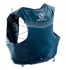 Rucsac Alergare Salomon Adv Skin 5 Set Albastru