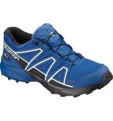 Pantofi Alergare Salomon Speedcross ClimaSalomon Junior Albastru