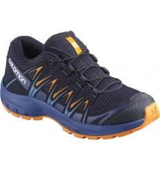 Pantofi Alergare Salomon XA PRO 3D Junior Albastru
