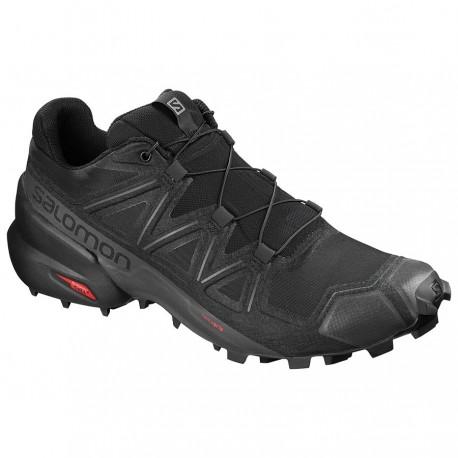 Pantofi Alergare Salomon Speedcross 5 Barbati Negru