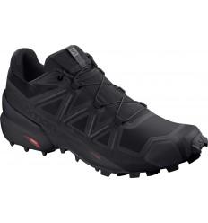 Pantofi Alergare Salomon Speedcross 5 Femei Negru