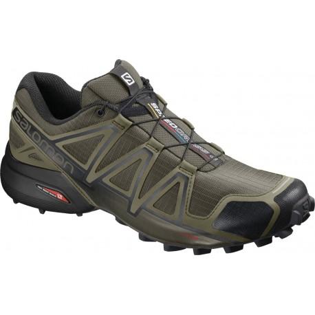 Pantofi Alergare Speedcross 4 Barbati Maro