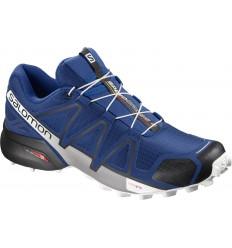 Pantofi Alergare Speedcross 4 Barbati Albastru