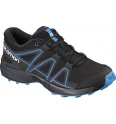 Pantofi Alergare Salomon Speedcross Junior Albastru