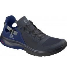 Pantofi Drumetie Salomon Techamphibian 4 Barbati Albastru